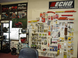 Echo Equipment Parts and Accessories